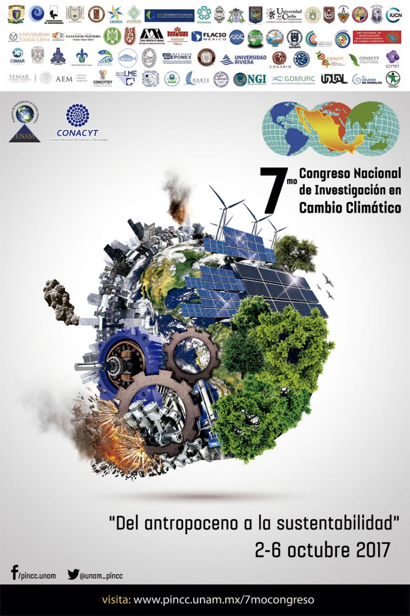 Congreso Nacional de Investigación en Cambio Climático - Sede Centro ...